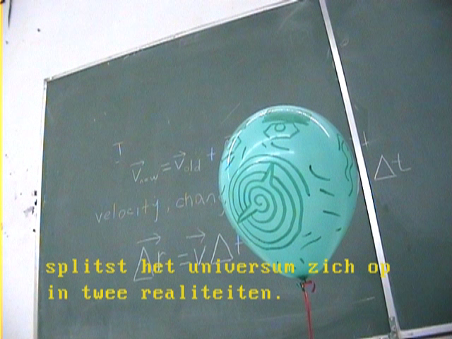 quantum physics for... balloons
